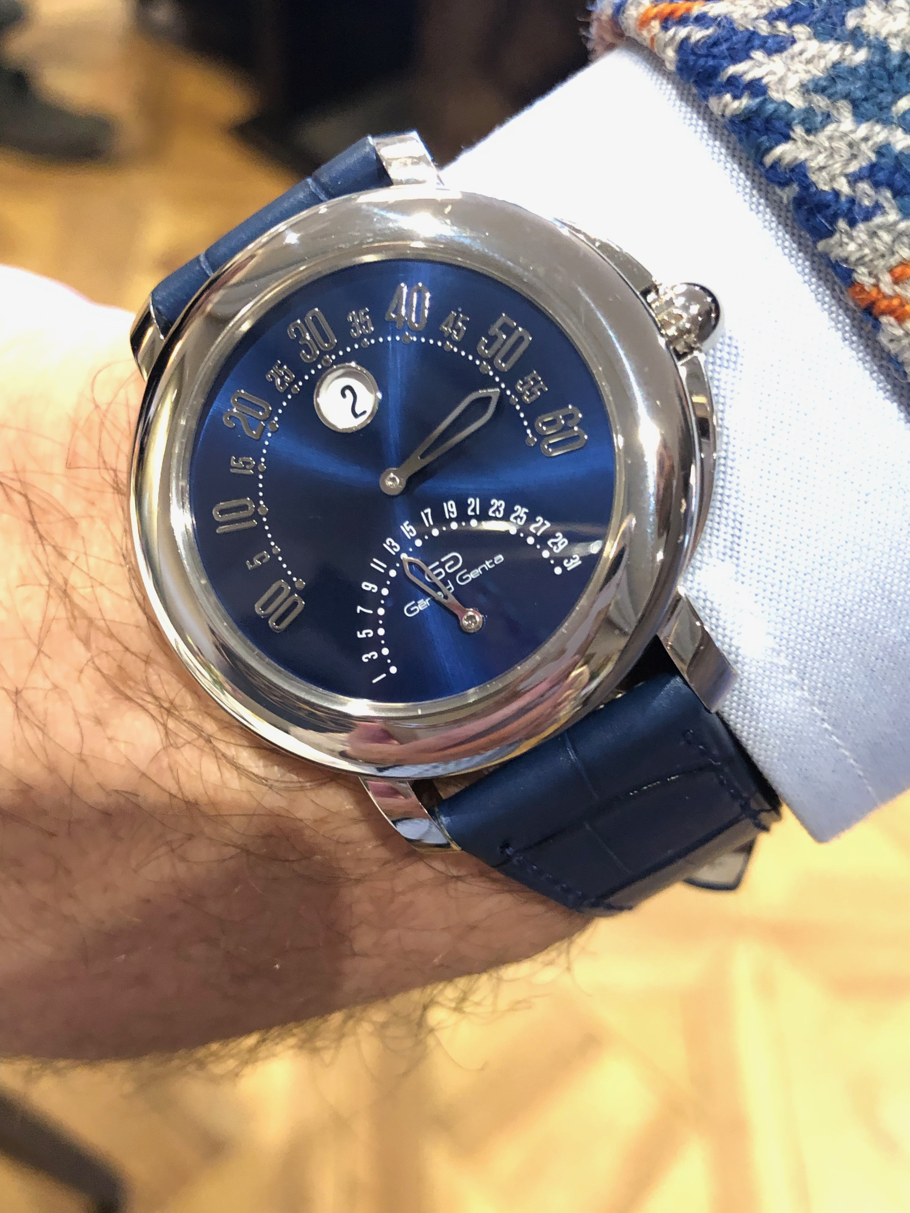 Bulgari 50th Anniversary Gerald Genta Watch