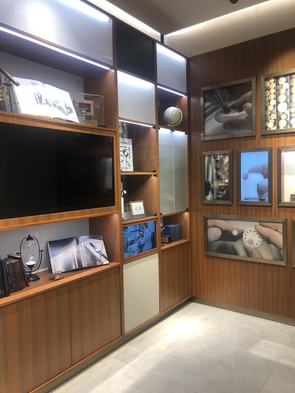 Vacheron Constantin New York City Boutique.