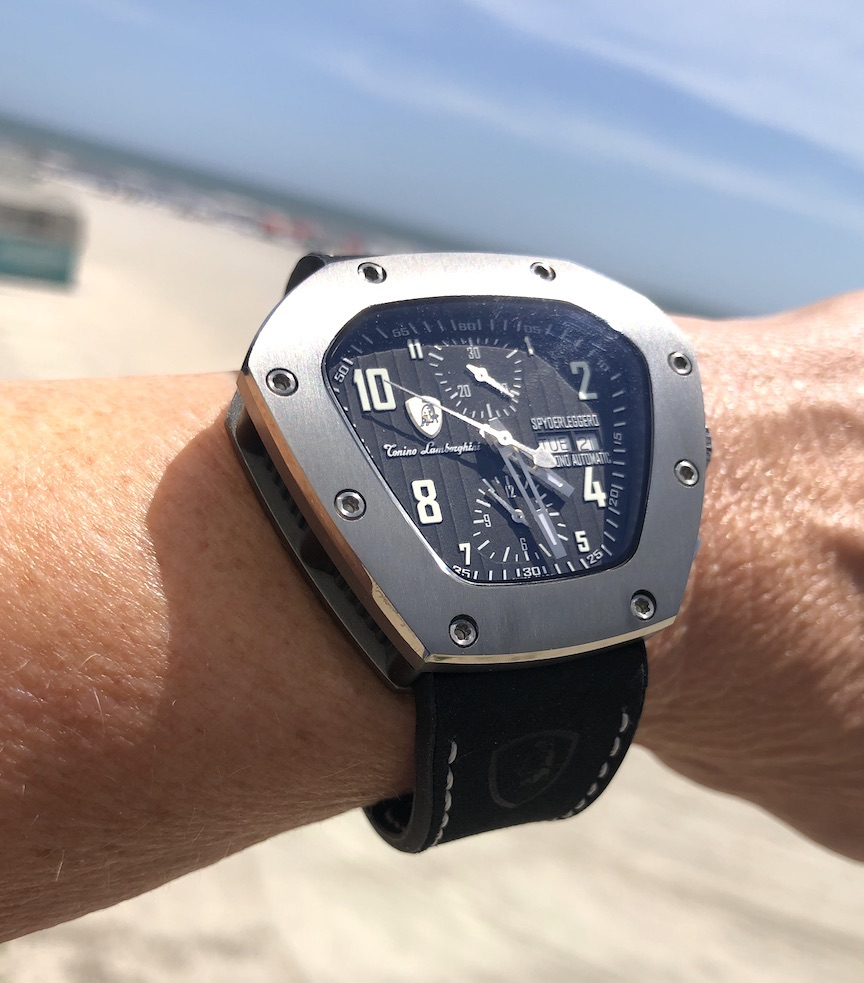 Tonino Lamborghini SpyderLeggero watch