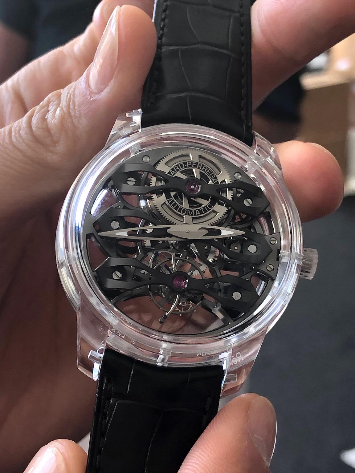 Watches & Wonders Miami 2019: Girard-Perregaux Quasar