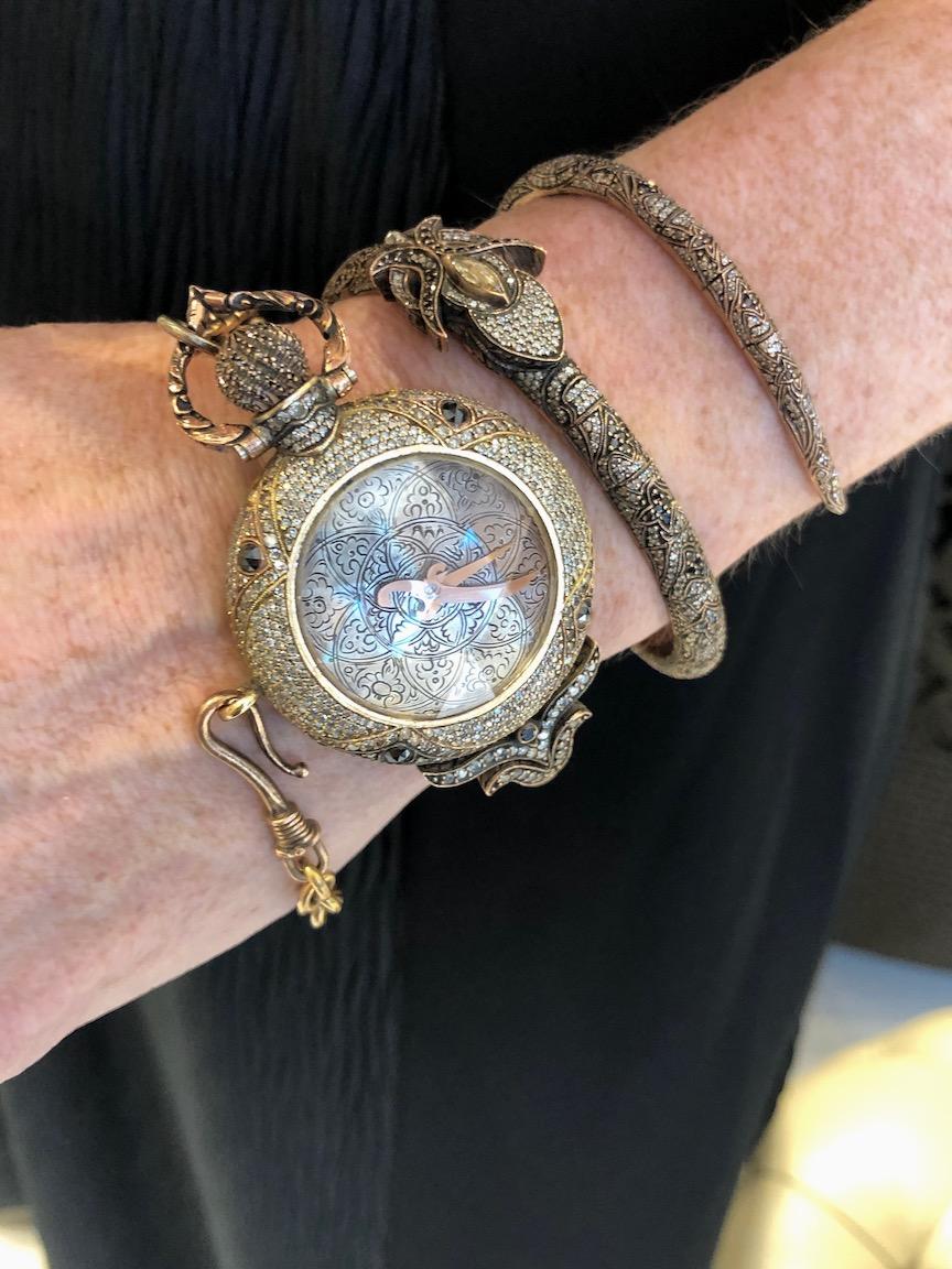 Sevan Bicakci, Watches & Wonders Miami