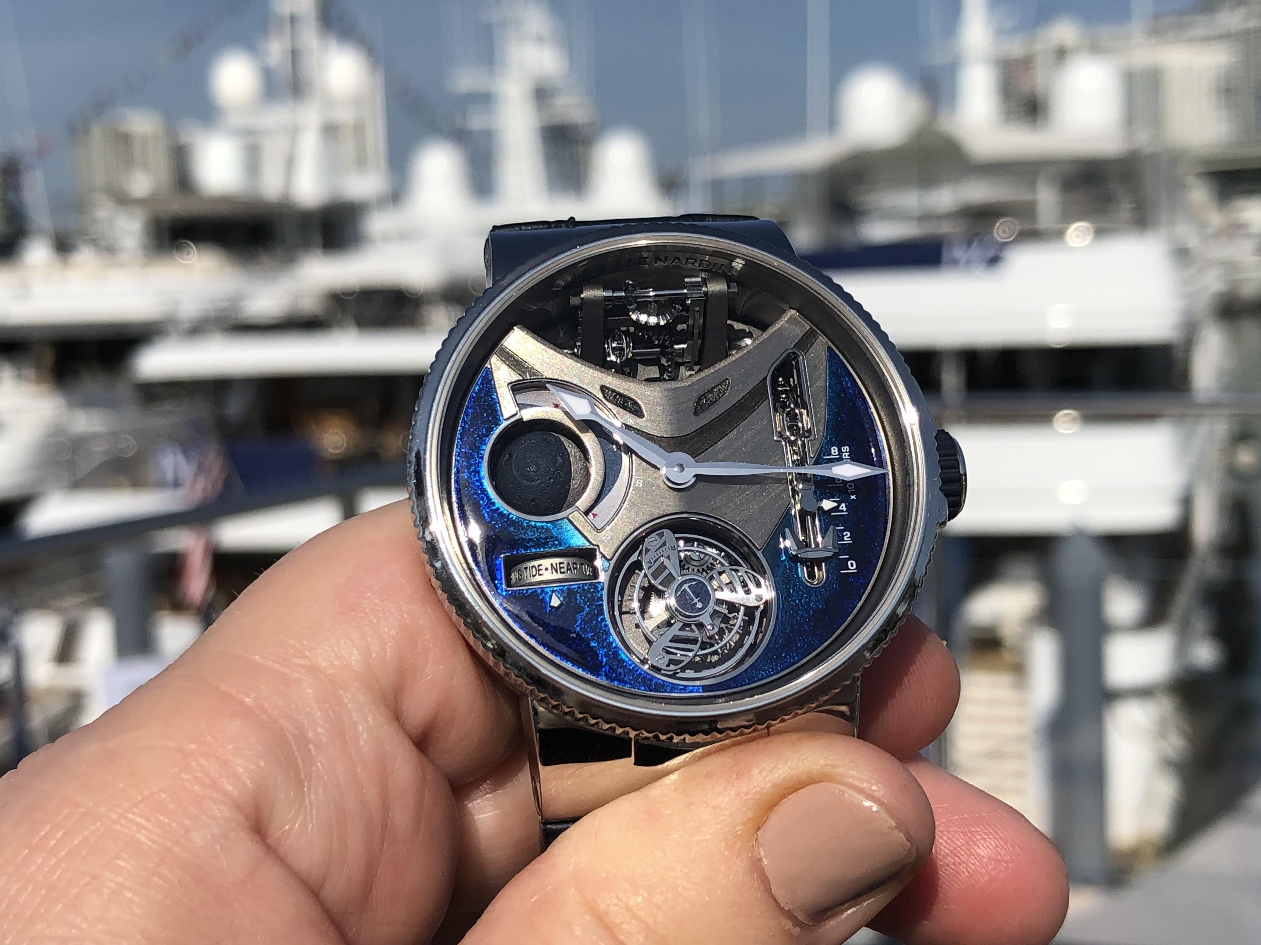 Ulysse Nardin Marine Mega Yacht