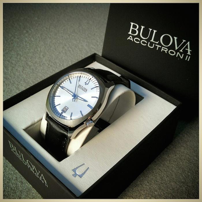 In the box: Bulova Accutron II (Photo c: Ryan Johnson)