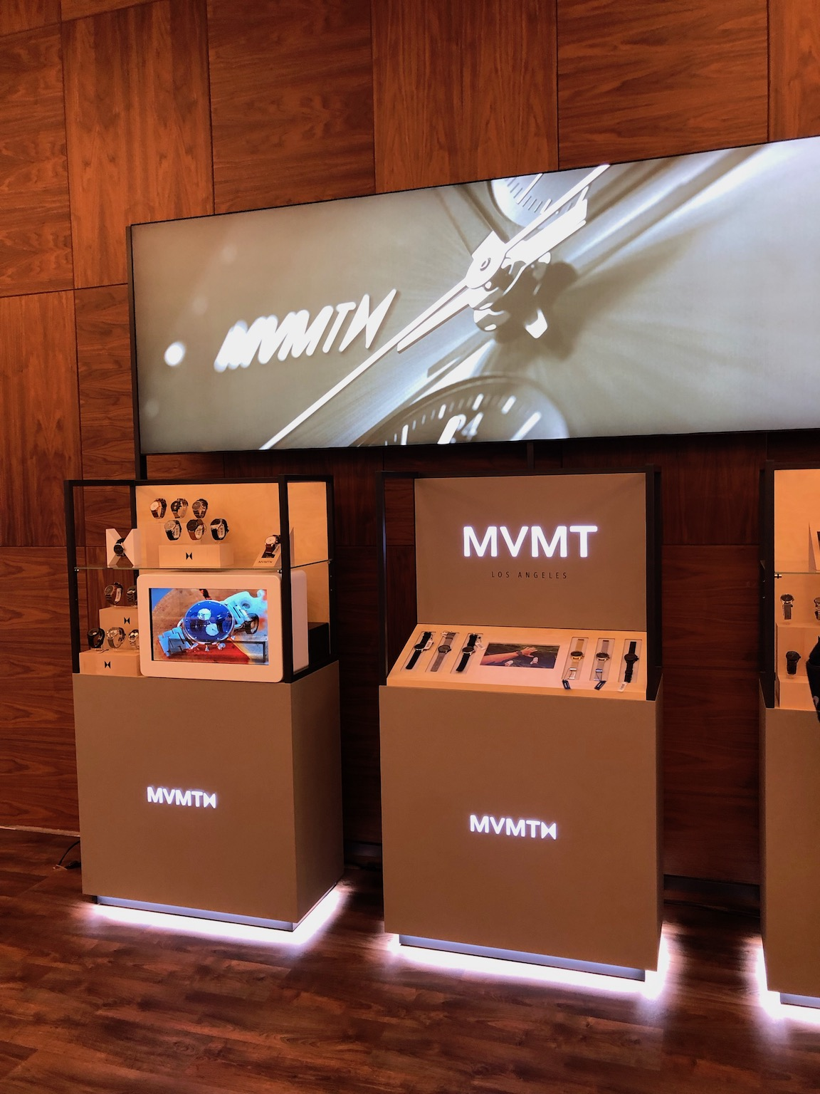 MVMT at Movado Group Summit 2019 in Davos