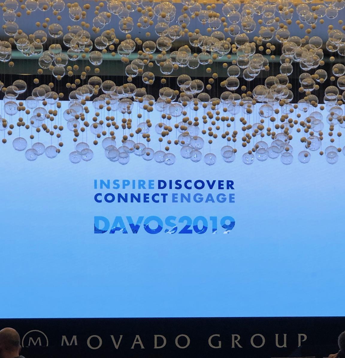 Movado Group Summit Davos 2019