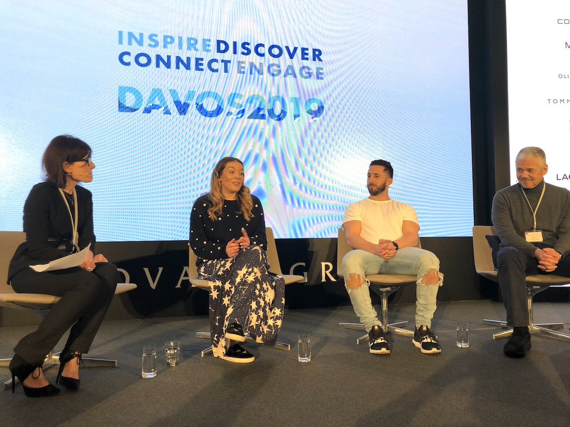 Movado Group Summit 2019 in Davos