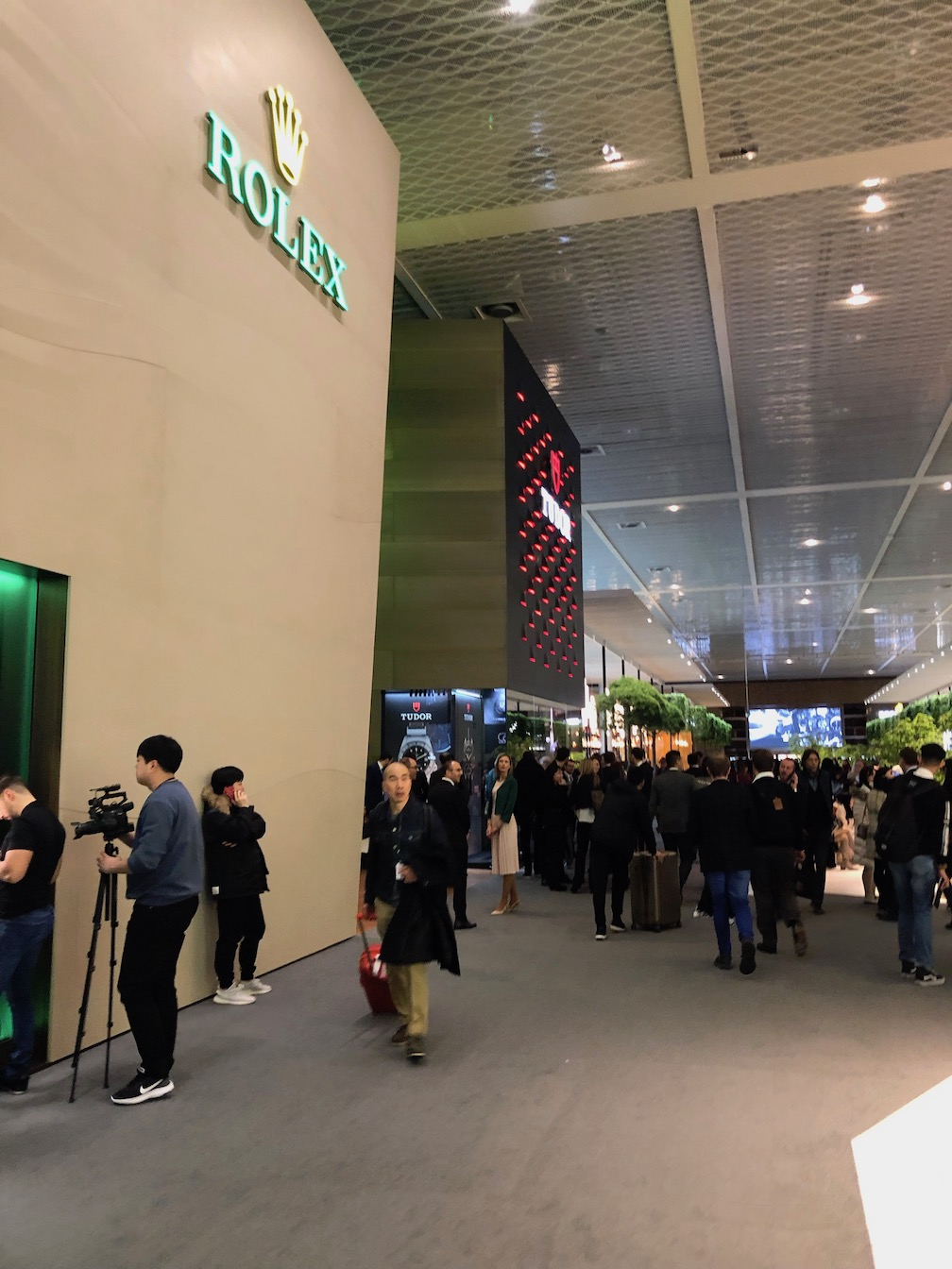 Rolex and Tudor at Baselworld 2019