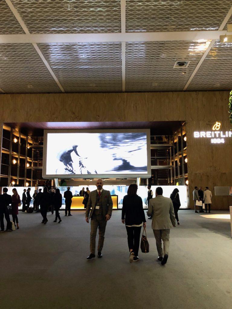 Breitling Baselworld