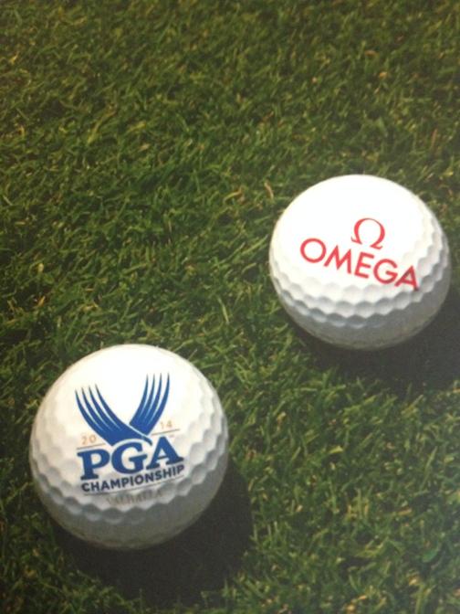 omega and pga