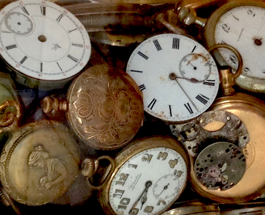 Turn your watches and clocks ahead by one hour at 2:00 this Sunday morning for the start of Daylight Saving Time. (Photo: R. Naas)