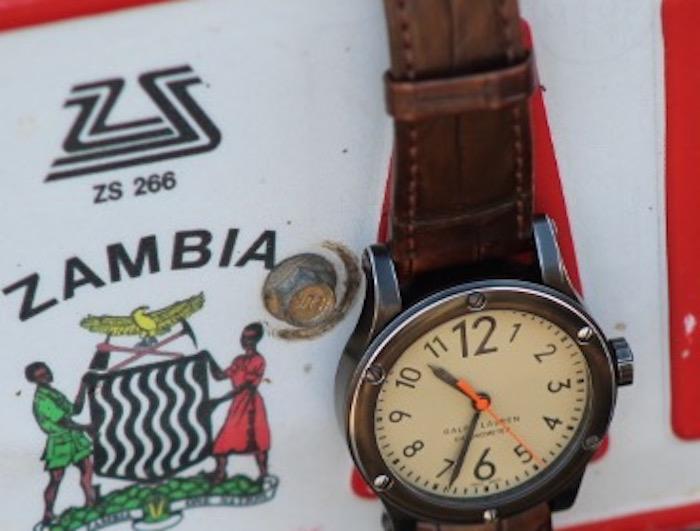 The RL67 Safari Chronometer Khaki 39mm (photo c: R. Naas)