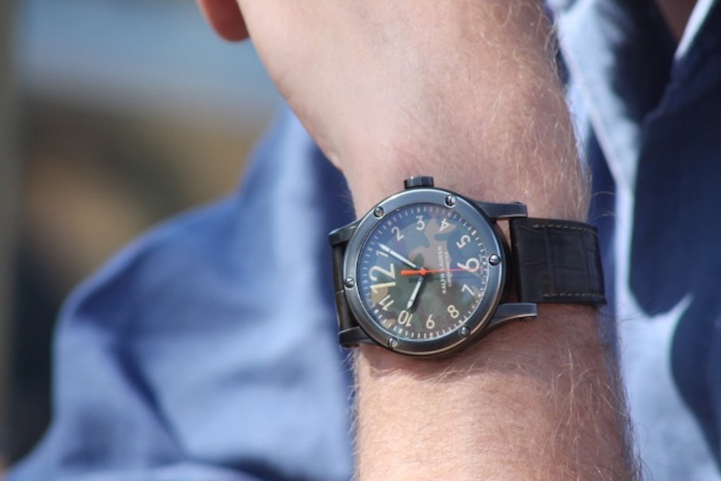 RL67 Safari Chronometer Camo (Photo R.Naas)