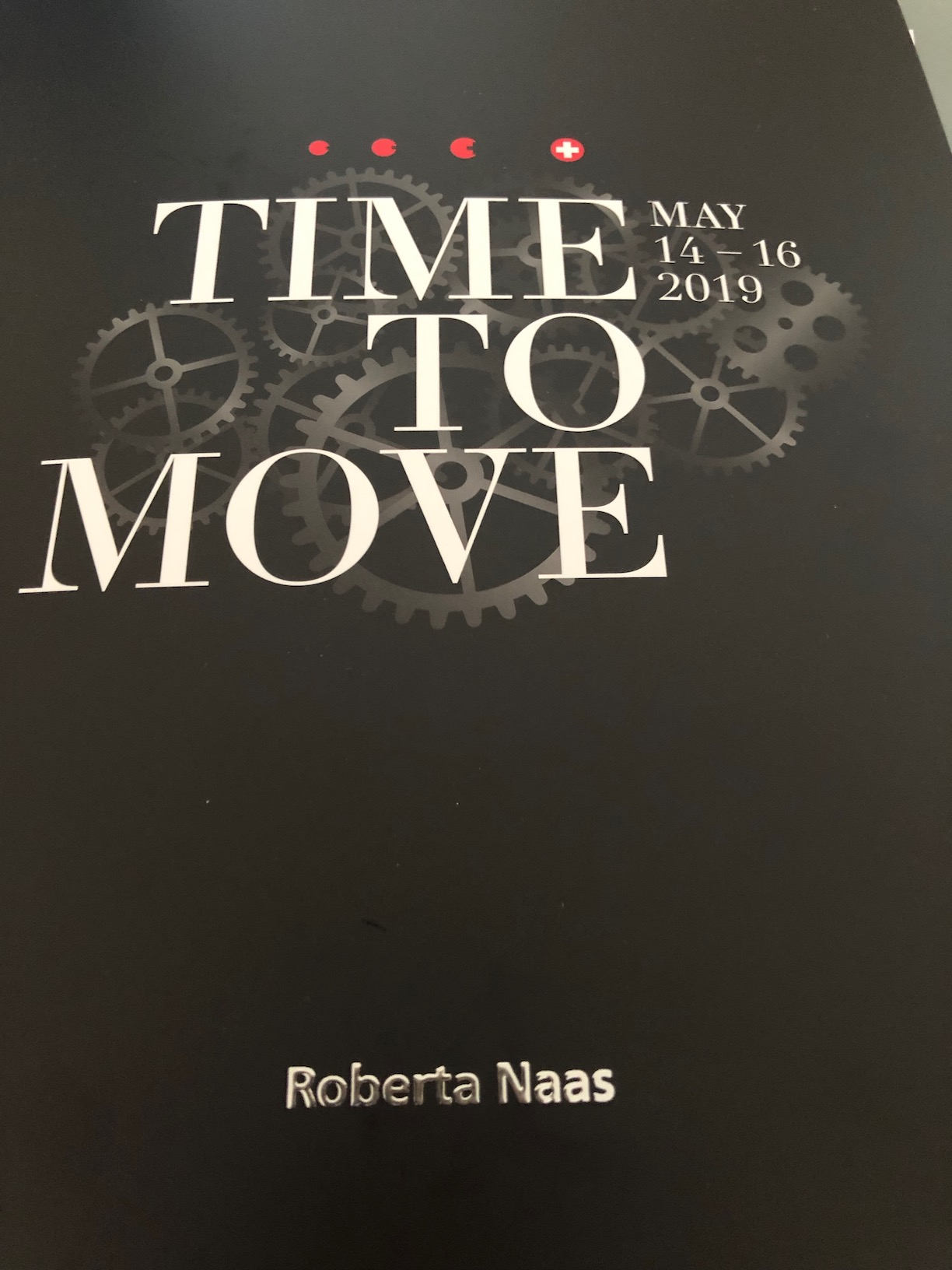 Swatch Group's First Annual Time to Move event.