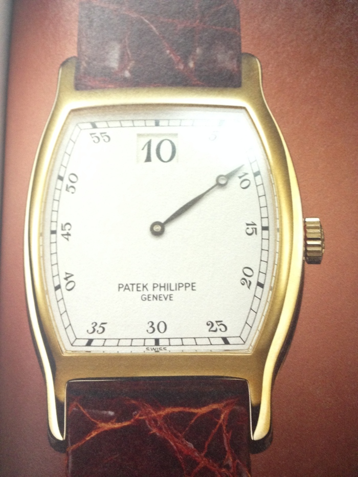Patek Philippe Ref. 3969, Jump Hour,created for the 150th anniversary in 1989.