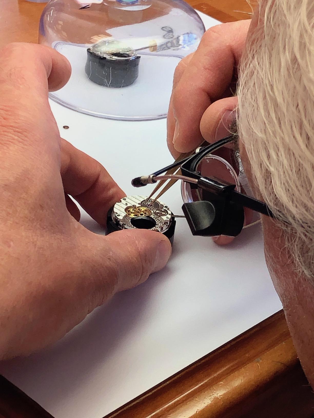 Watchmaking at Blancpain