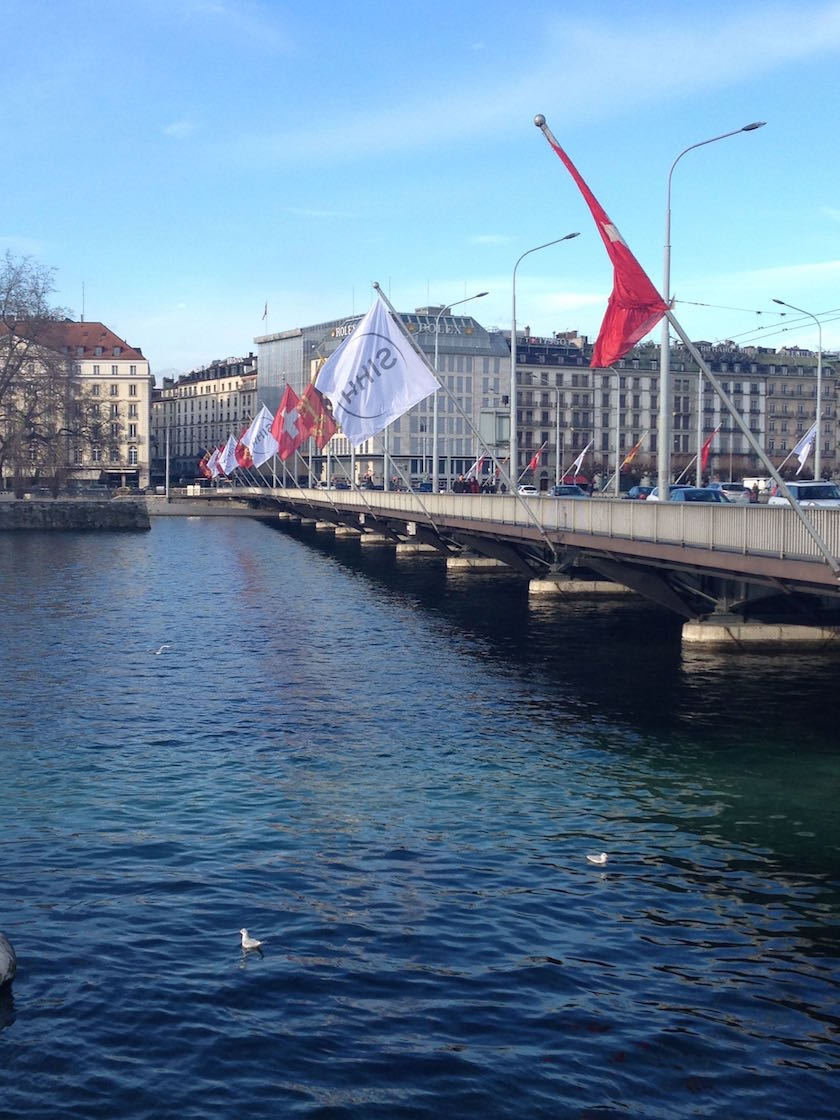 Geneva during SIHH