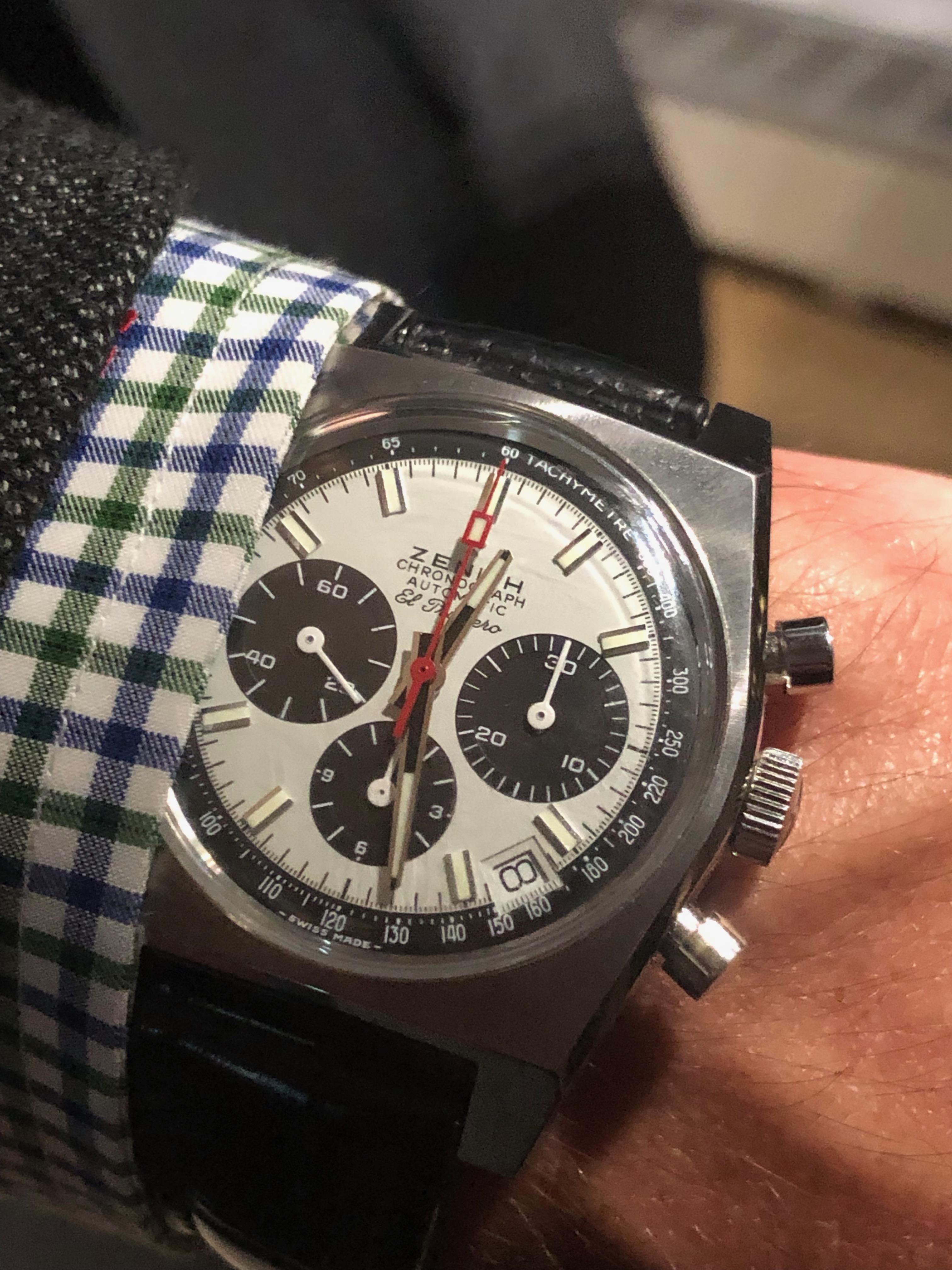 Zenith El Primero A384 Revival  Watch