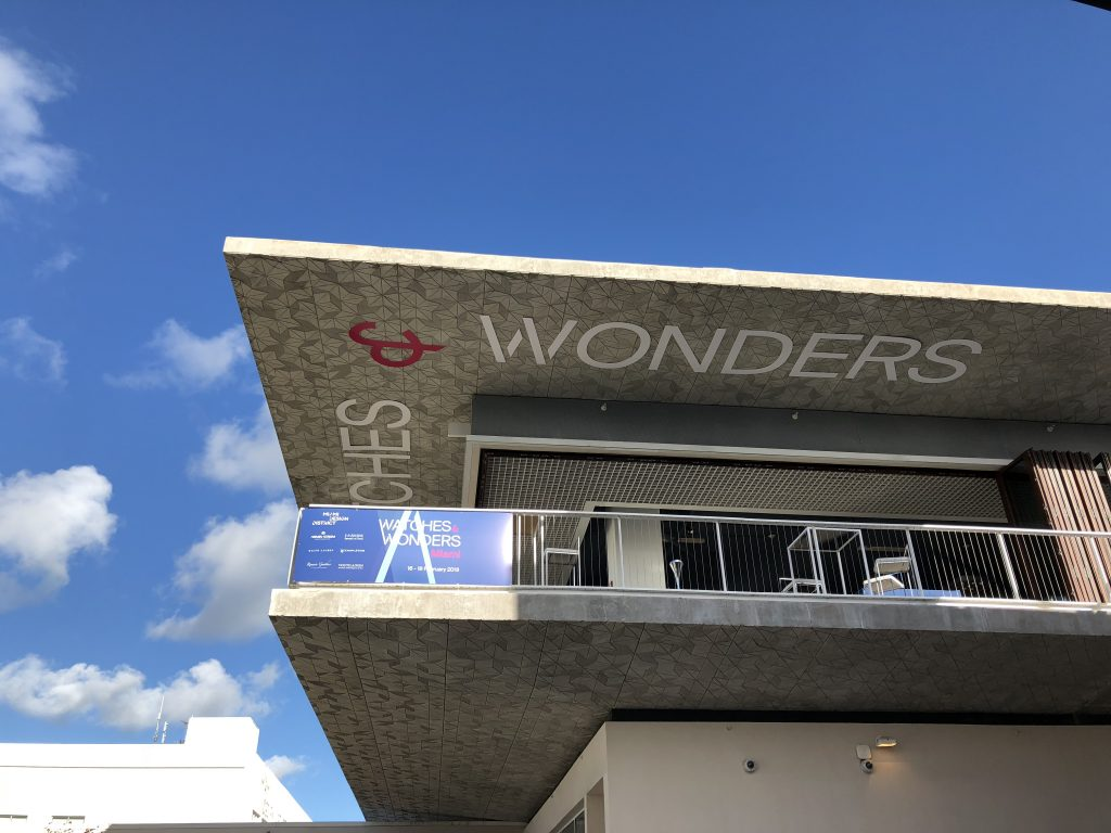 Watches & Wonders Miami