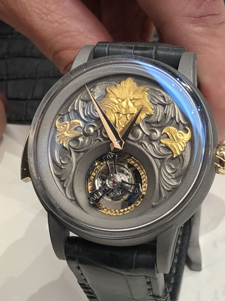 Artya Lion Tourbillon