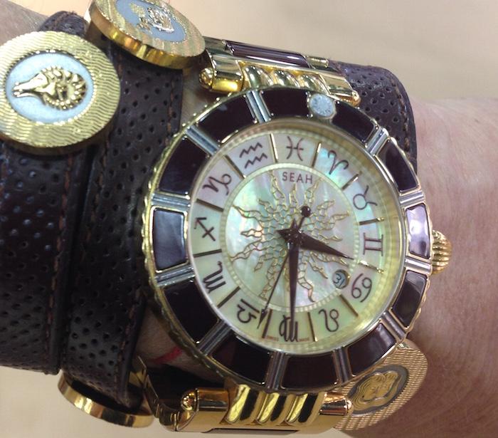 Seah Celestial watch