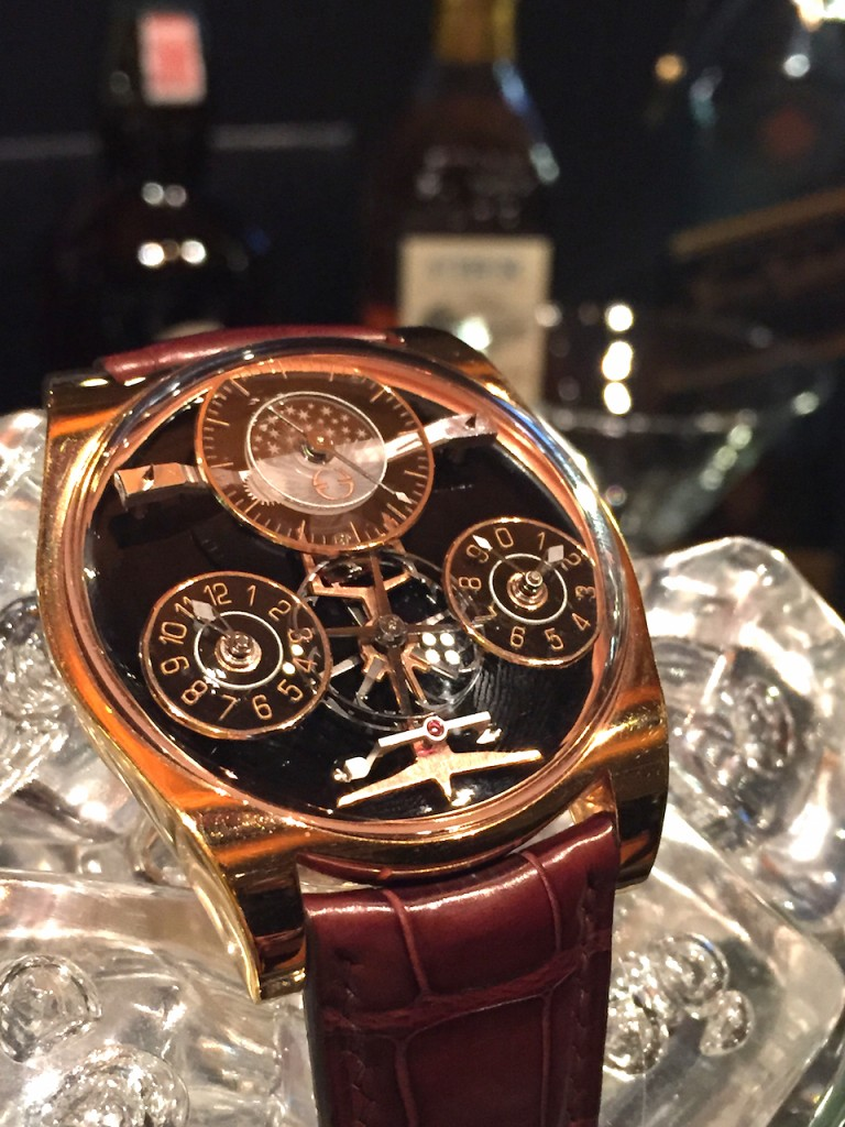 Complication One is an architectural and technical masterpiece