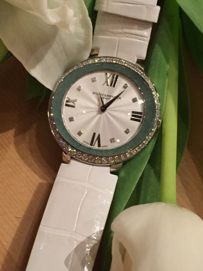 Baume & Mercier Promesse Jade (Photo: R.Naas)