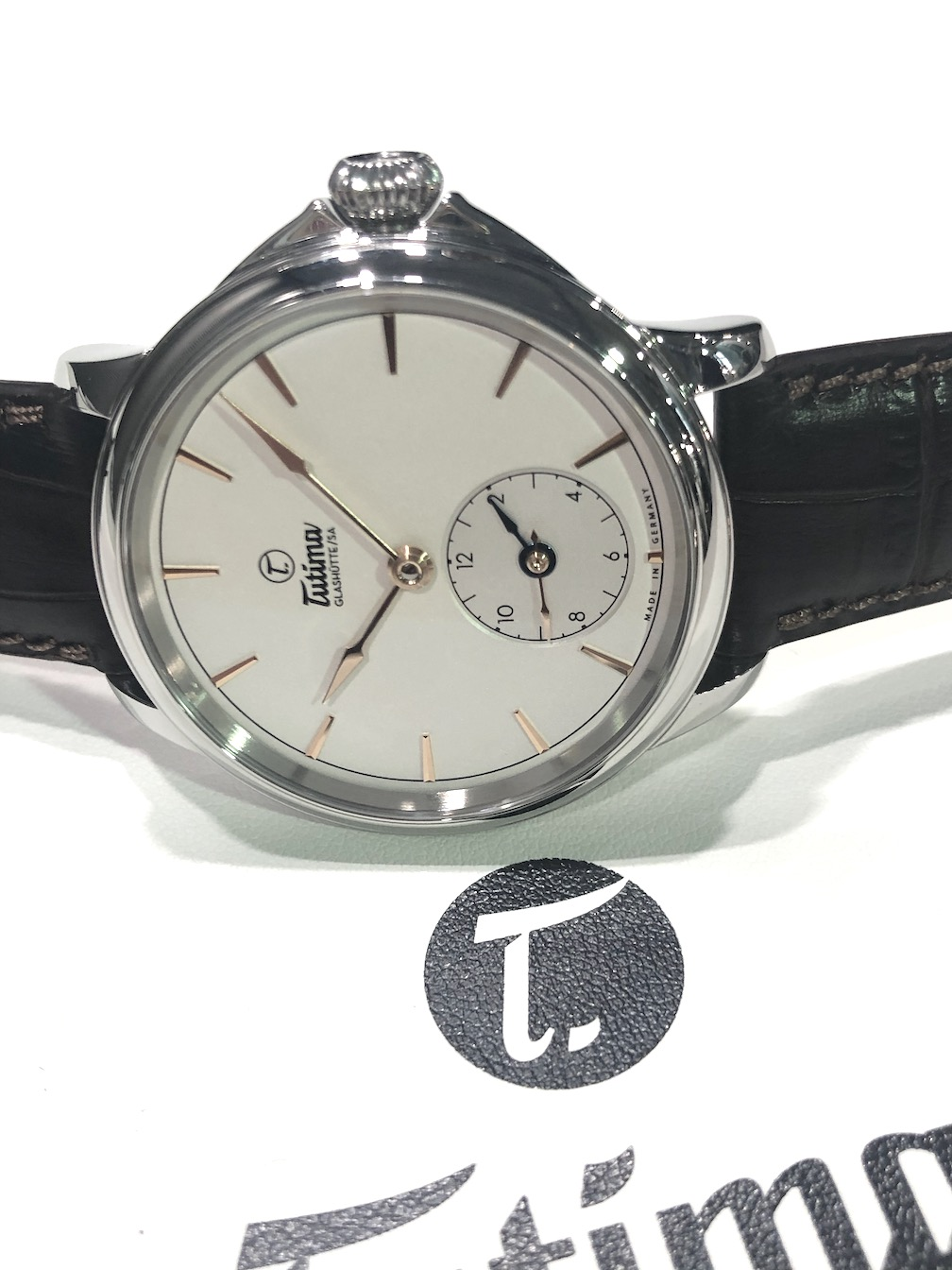 Tutima Patria Dual Time watch
