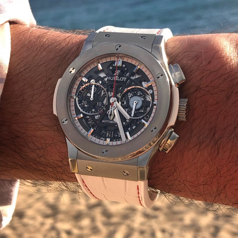 Hublot, Eden Rock