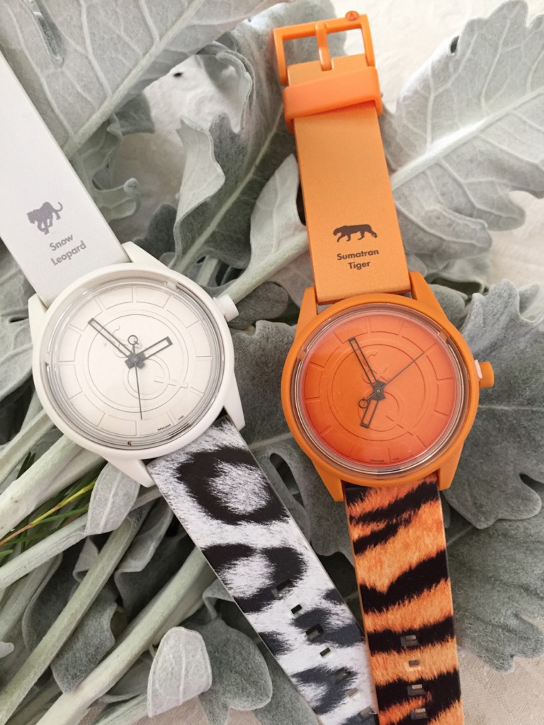 The watches are also made of eco-friendly materials. (photo:R. Naas/ATimelyPerspective)