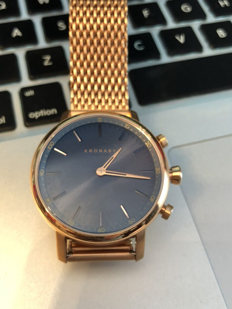 Review: Kronaby Carat Connected Watch