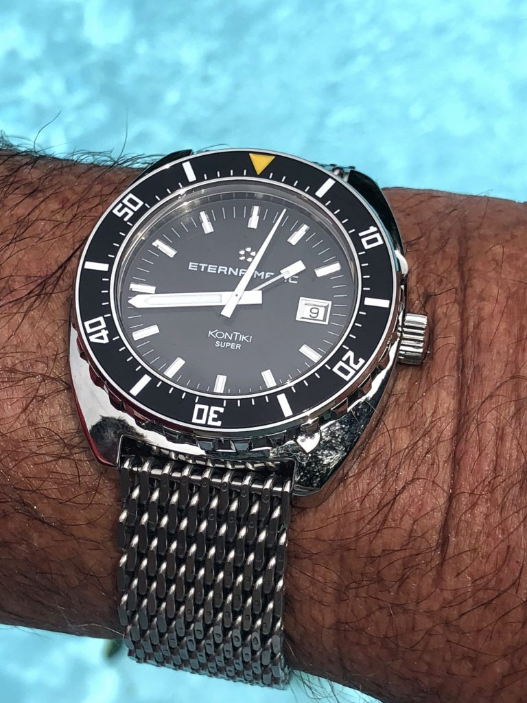 Eterna Eterna-Matic KonTiki Super dive watch