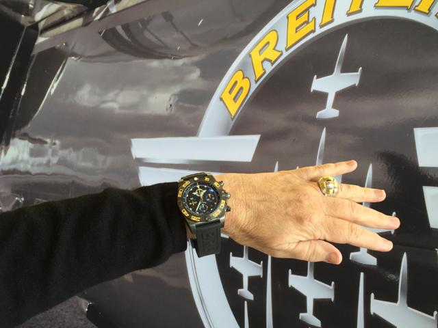 Breitling Jet Team Chronomat