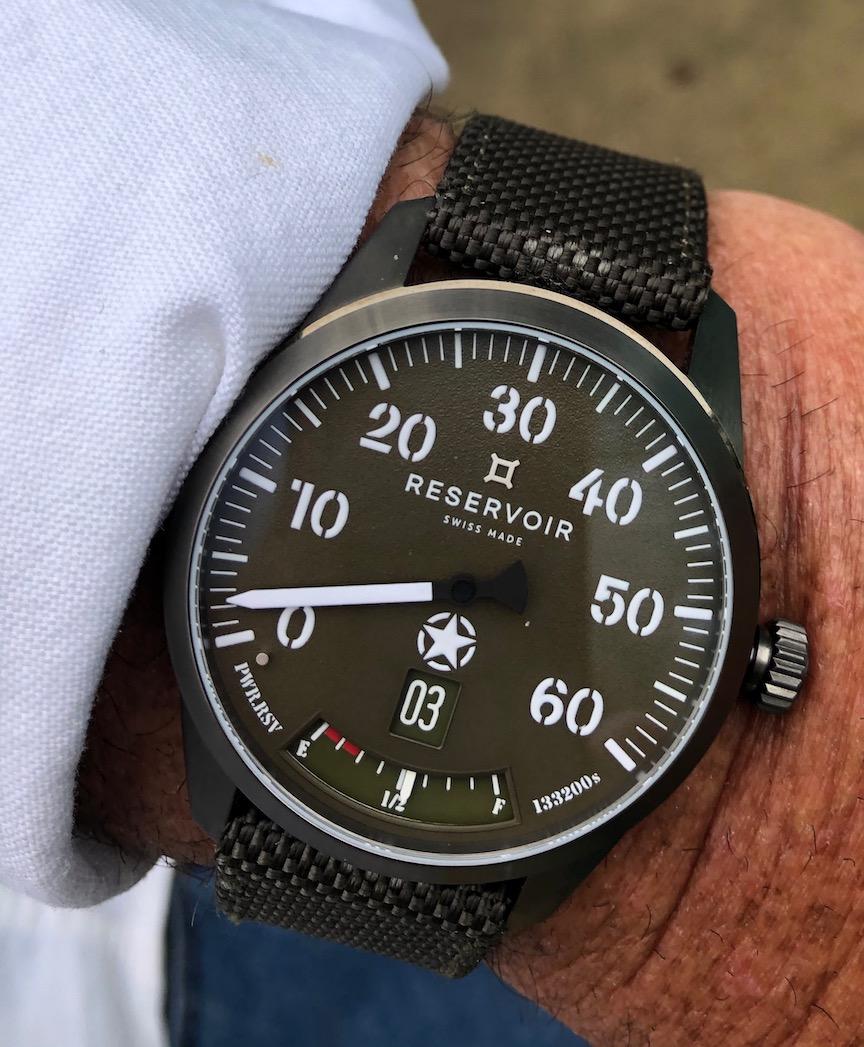 Reservoir Battlefield D-Day watch