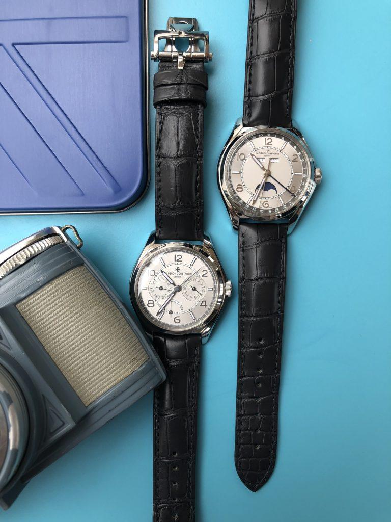 Vacheron Constantin FiftySix Day/Date and Calendar watches