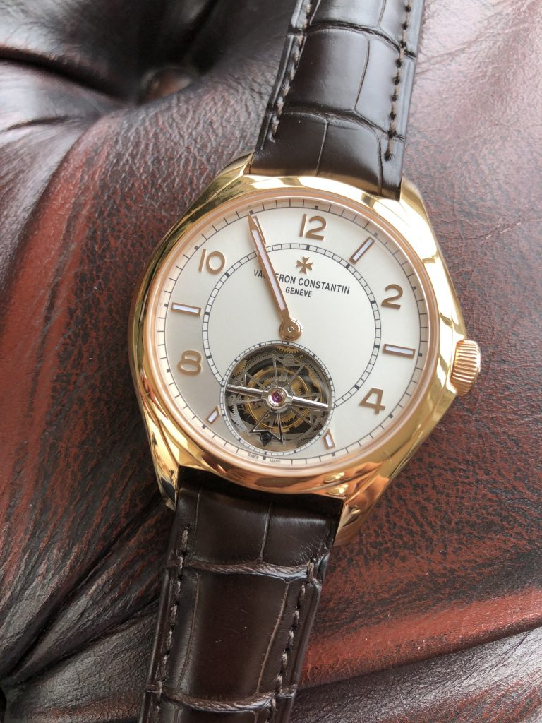 Vacheron Constantin FiftySix Tourbillon (Photo: R. Naas)