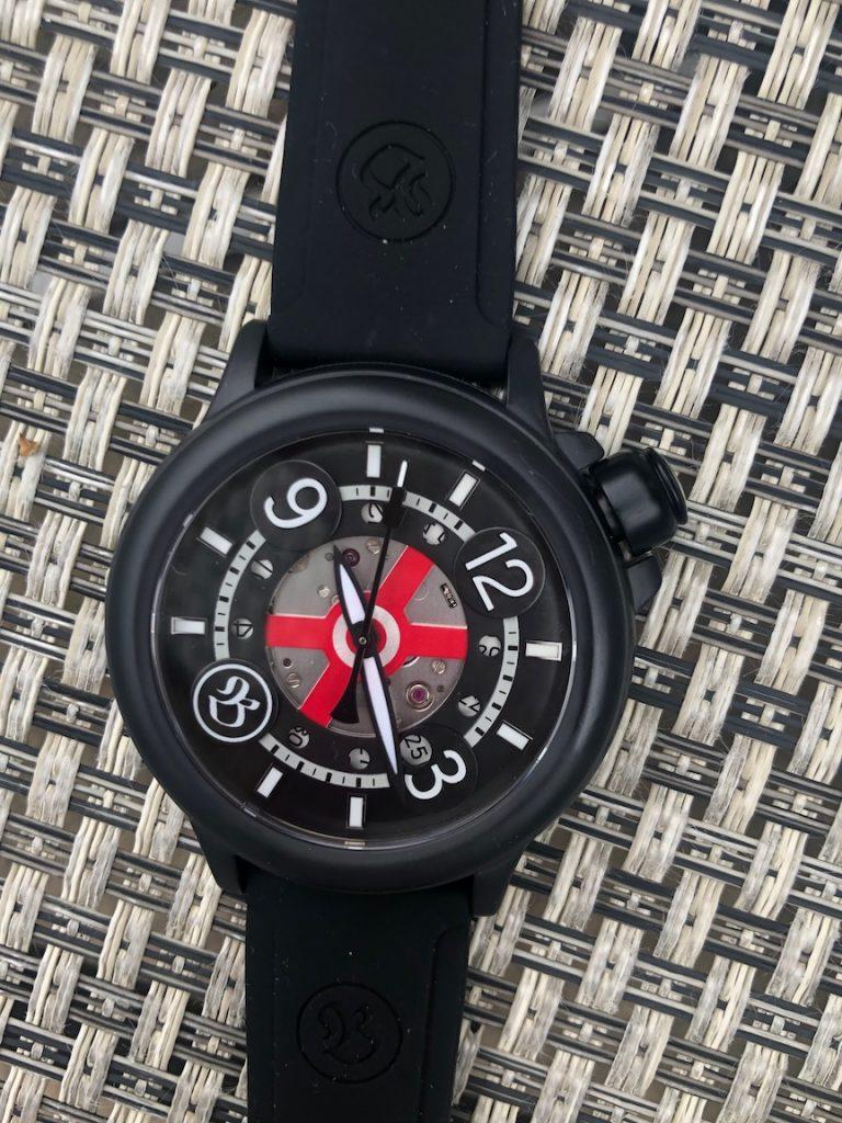 Bausele pilot watch