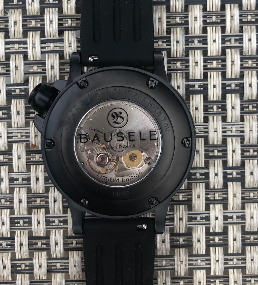 Bausele Automatic Pilot Watch