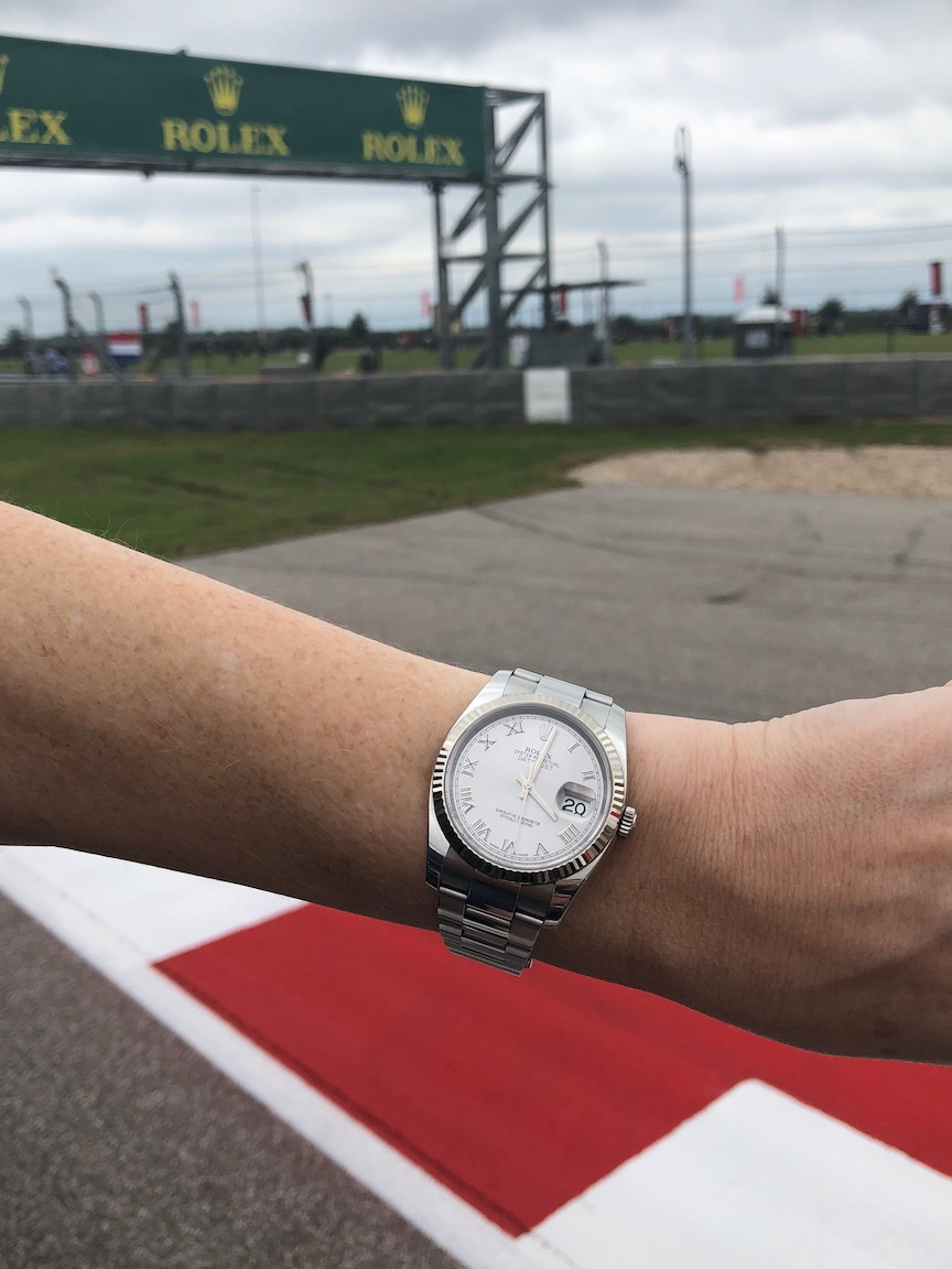 Rolex and racing