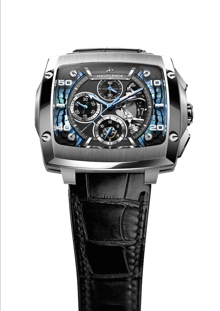 Hautlence Invictus Morphos Limited Edition watch