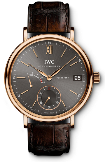 Sarandon was wearing the IWC Portugueser