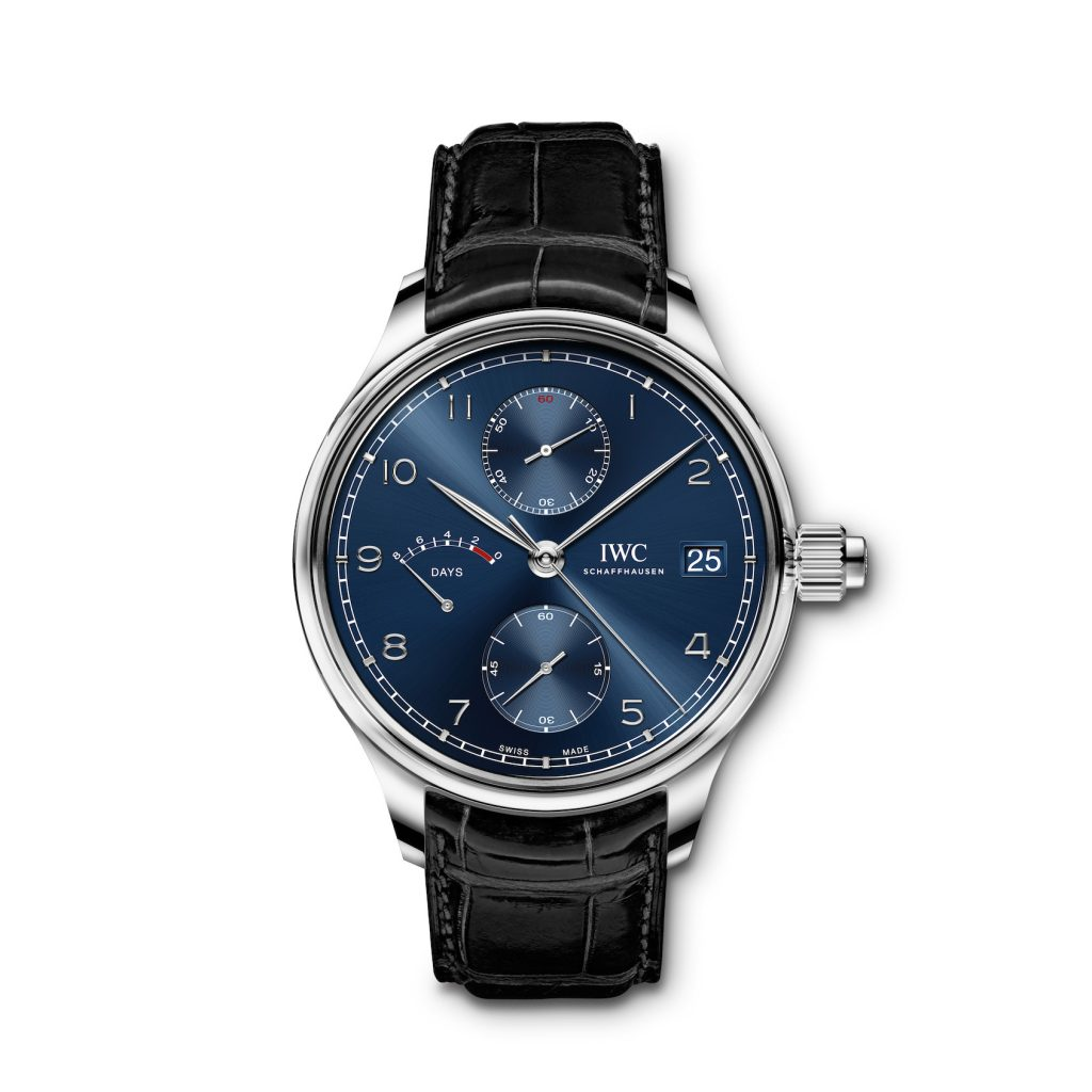 IWC Schaffhausen Portugieser Laureus Sport for Good