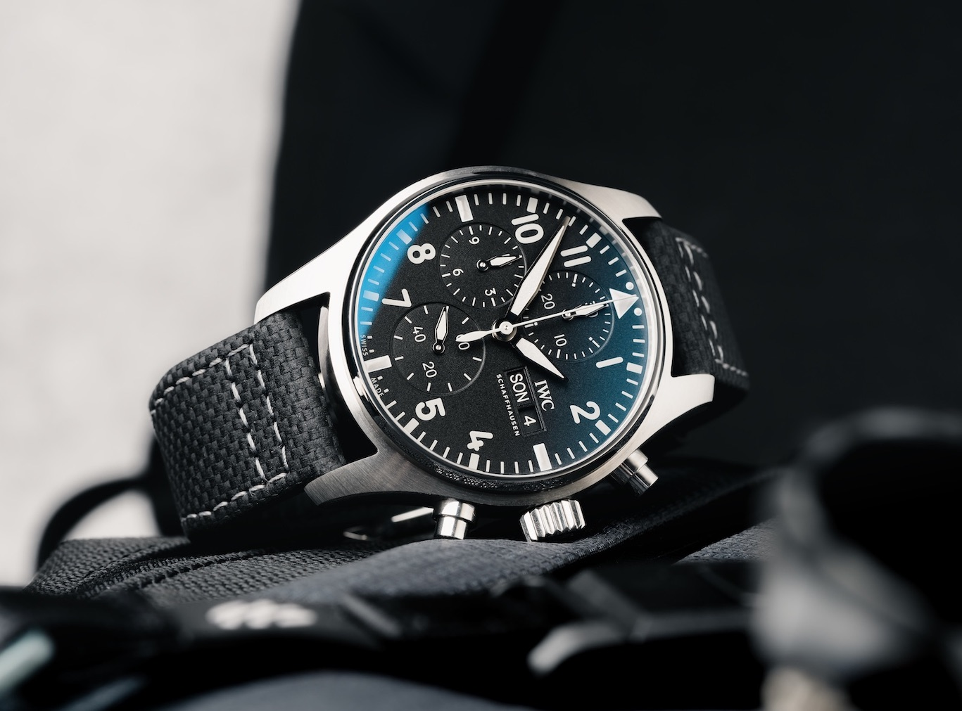 IWC, Collective Horology C.03