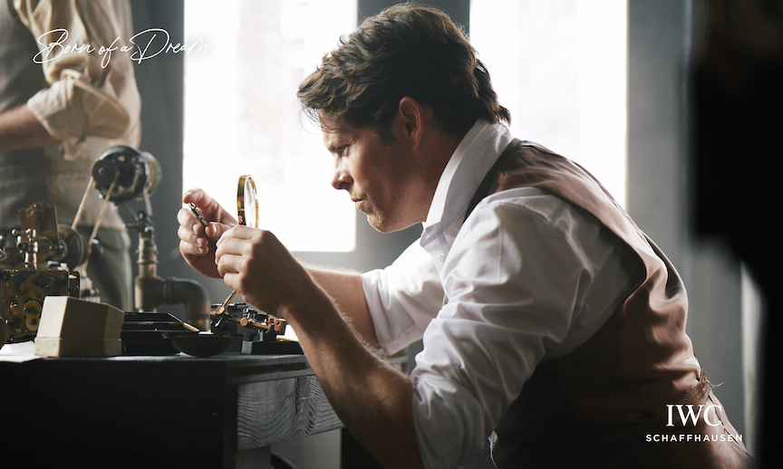 James Marsden, IWC