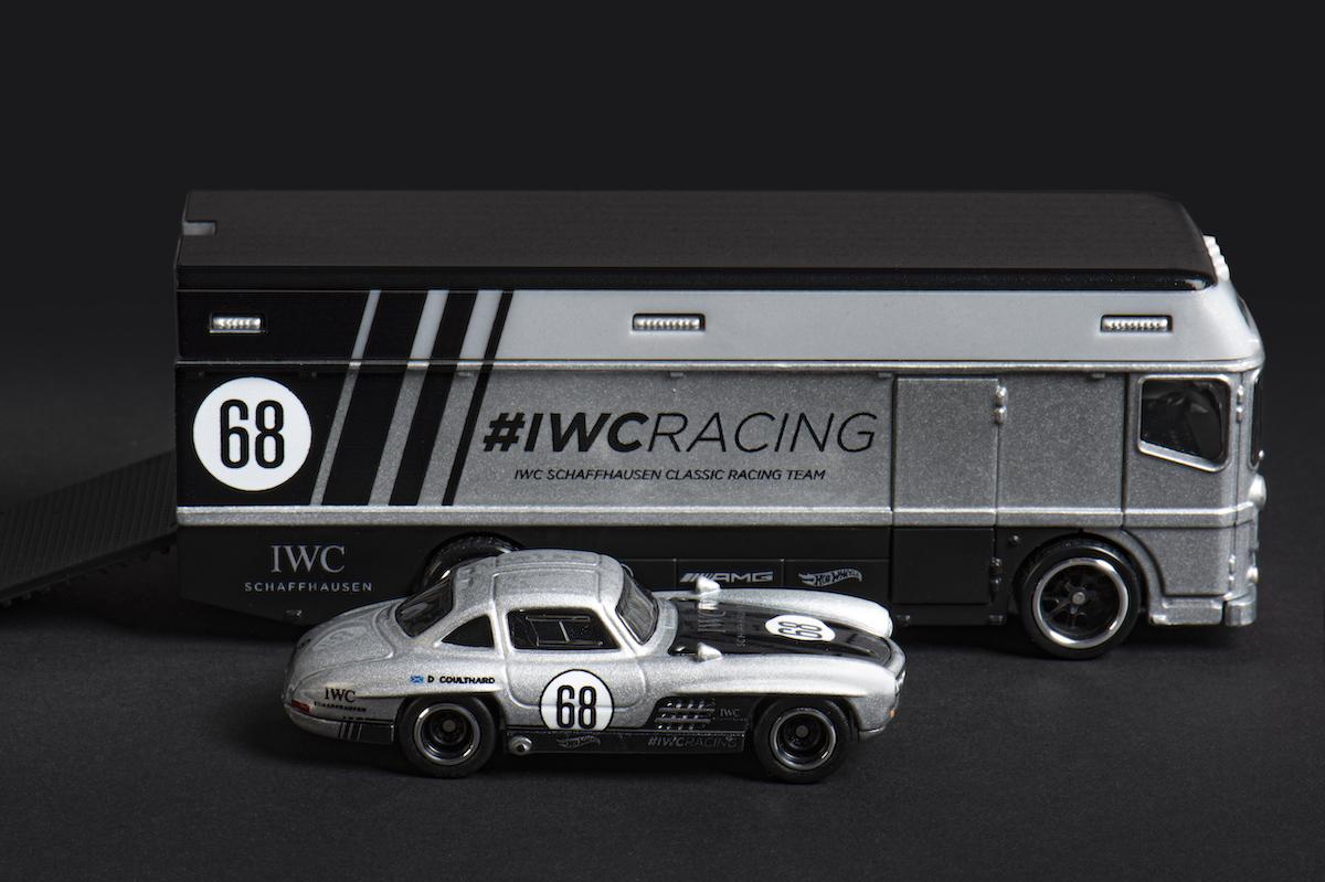 IWC, Mattel Hotwheels