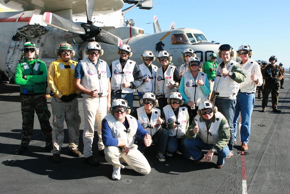 IWC, USS Ronald Reagan