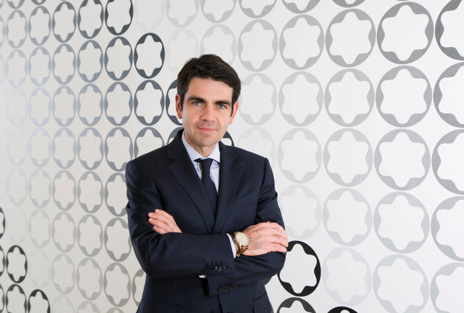 Jerome Lambert, CEO of Richemont Group