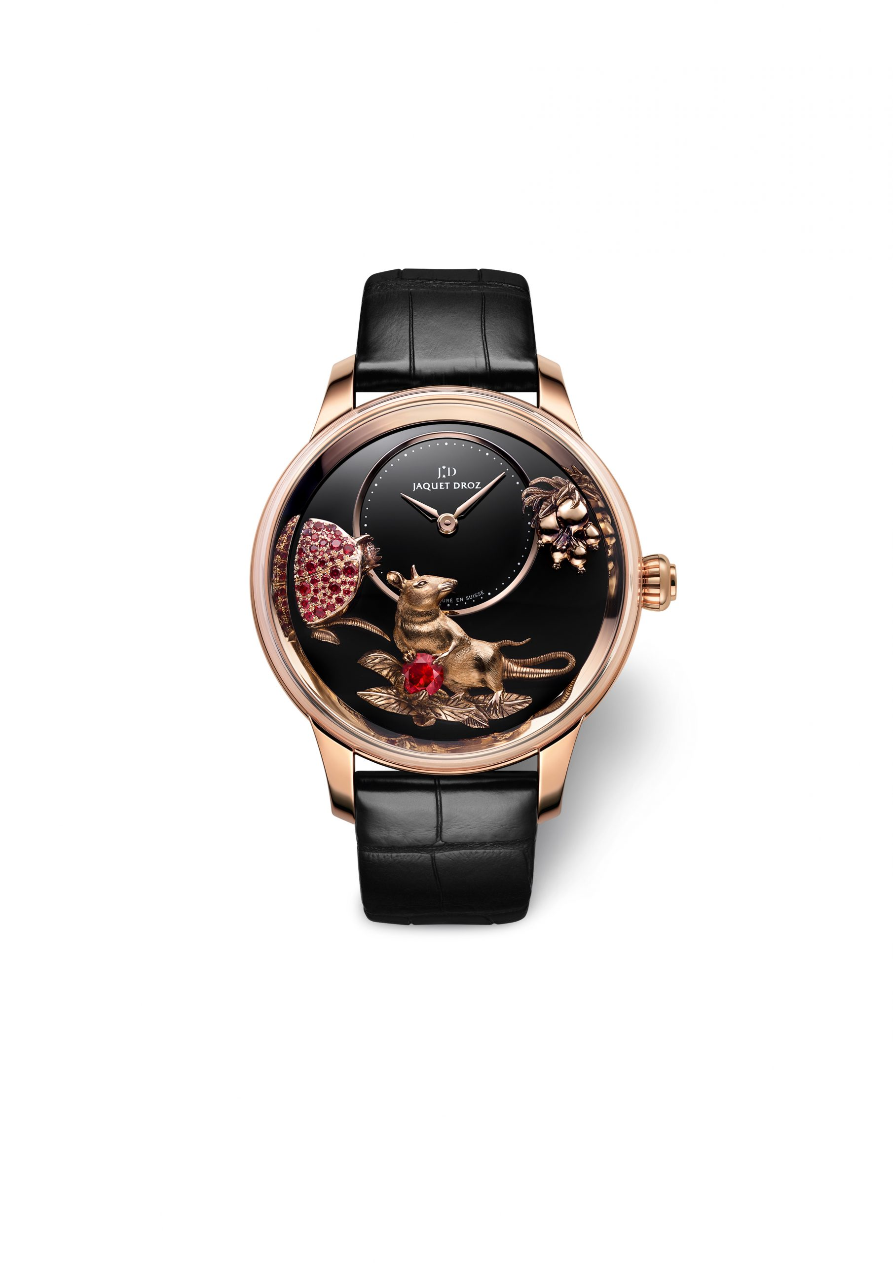 Jaquet Droz, Year of the Rat