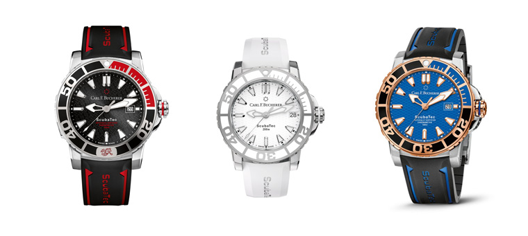 Carl F. Bucherer watches