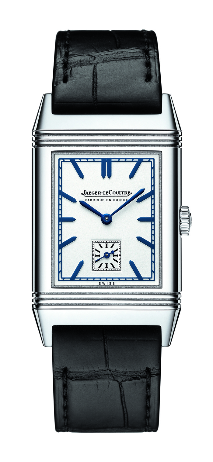 Jaeger-LeCoultre Grande Reverso Ultra Thin 1948 in stainless steel