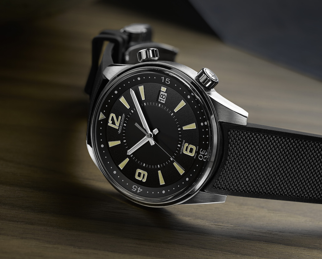 Jaeger-LeCoultre Polaris Date as unveiled at SIHH 2018